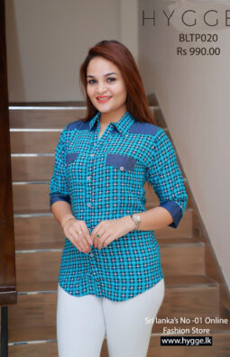 Casual Office Wear Top Sri Lanka