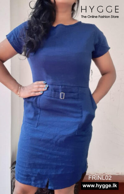 Short & Tight Linen Dress Sri Lanka