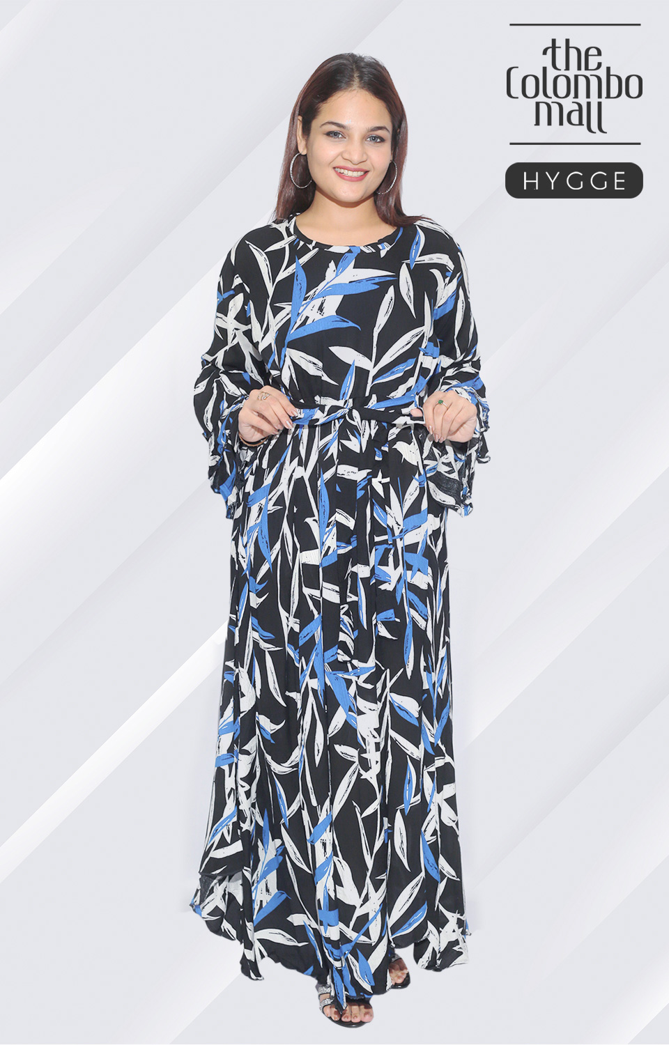 Lief Line New Maxi Dress