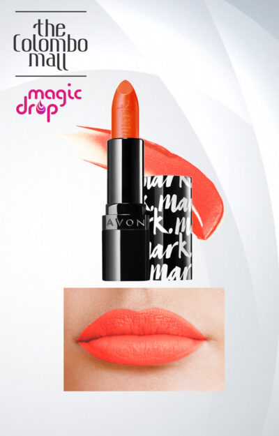 Avon mark. Epic Lipstick - Feisty