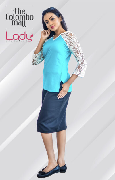 Office Wear Black Tight Skirt Sri Lanka