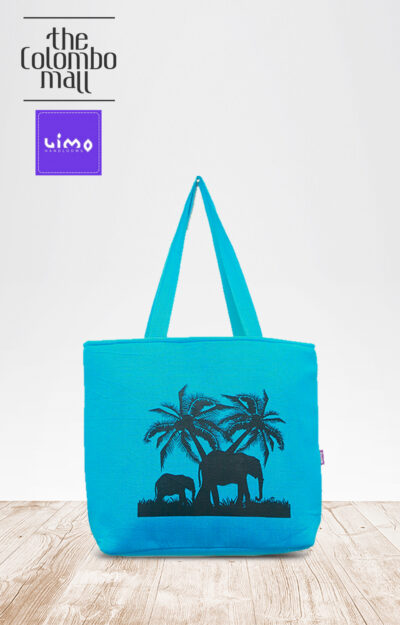 Elephant Light Blue Handbags Sri Lanka