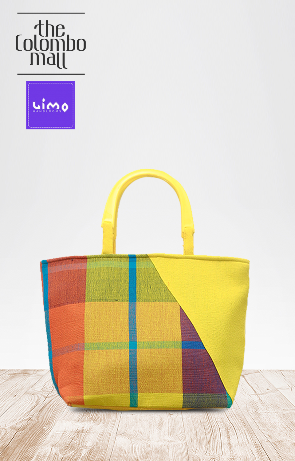 Multi Color Two Tone Handbags Sri Lanka