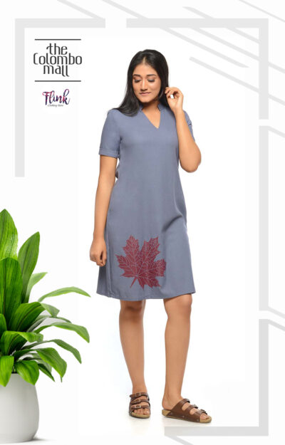 Carolina Maple Leaf Ladies Office Wear Sri Lanka