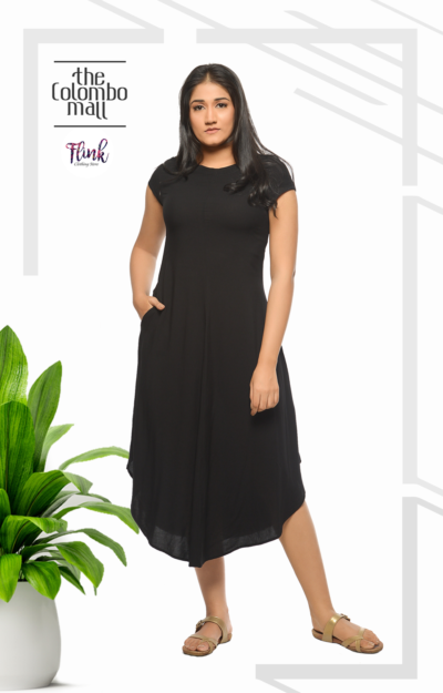Black Short Dress Sri Lanka