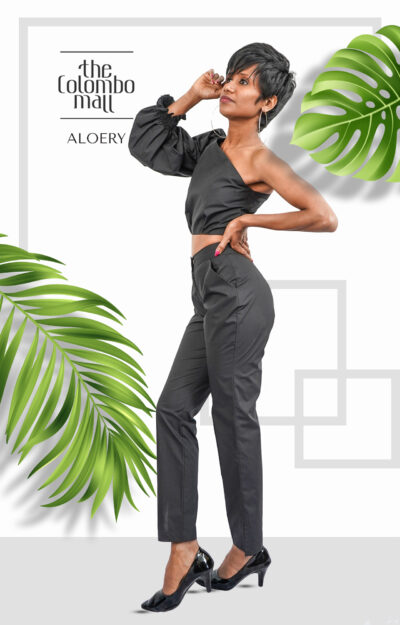 Meghan – Single Sleeved Two Piece Suit